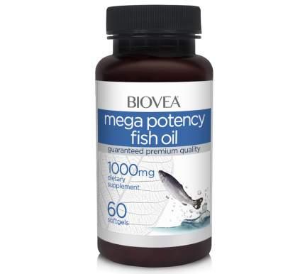 Biovea Omega-3 1000 mg (60 капсул)