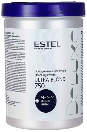 Осветлитель для волос Estel De Luxe Ultra Blond 750 г