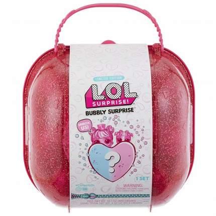 Игровой набор L.O.L. Surprise 558378 Шипучий сюрприз (розовый)