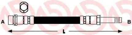 Шланг тормозной системы brembo T06020