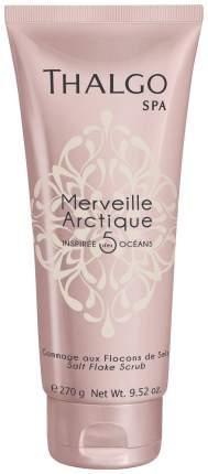 Скраб для тела Thalgo Merveille Arctique Salt Flake 270 мл
