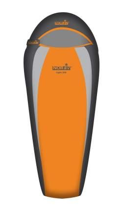 Спальный мешок Norfin Light 200 NS оранжевый, правый