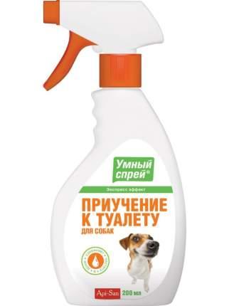 Спрей для приучения к туалету Api-San пластиковая емкость