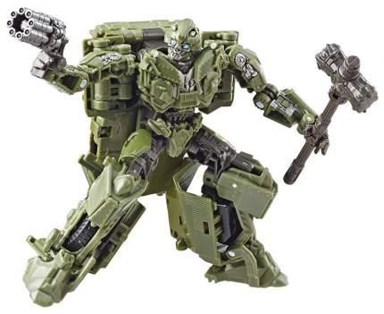 Коллекционная фигурка Hasbro Transformers E0701/E3698 Трансформеры 20 см Бамблби