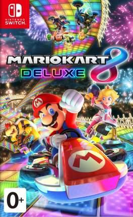 Игра для Nintendo Switch : Mario Kart 8 Deluxe