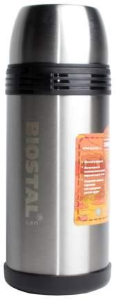 Термос Biostal Ngp-1500P Серебристый