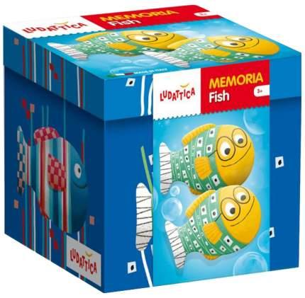 Семейная настольная игра Ludattica Рыбки 58136