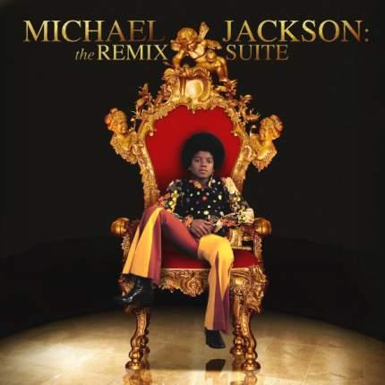 Аудио диск Michael Jackson The Remix Suite (RU)(CD)