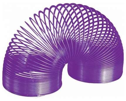 Игрушка цветная металлическая пружинка Slinky СЛ8-111