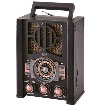 Радиоприемник MAX MR-420 Brown