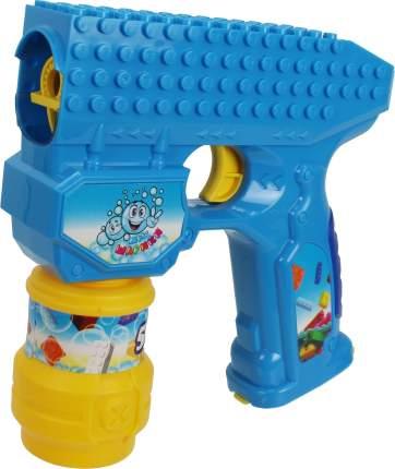 1 TOY Мыльные пузыри Мы-шарики! Пистолет, 2x50 мл Т15065