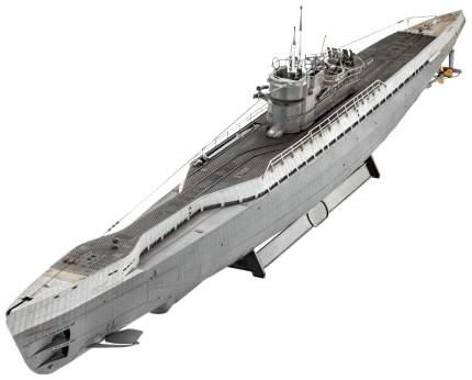 Модели для сборки Revell Немецкая подводная лодка Type IX C/40 1:72
