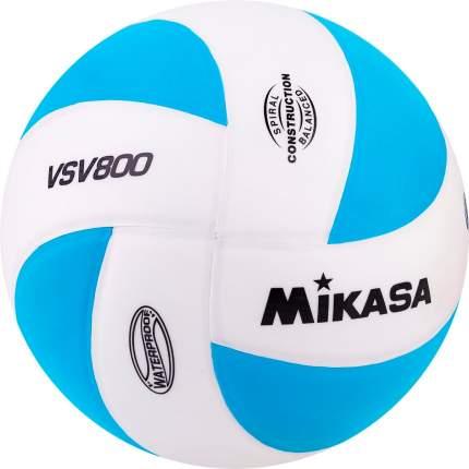 Волейбольный мяч Mikasa VSV 800 WB №5 blue/white