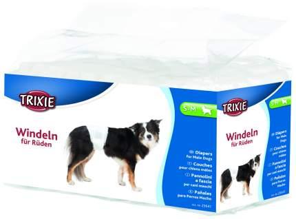 Подгузники для домашних животных, вкладки в пояс для кобелей Trixie 10 шт.