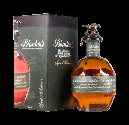 Виски Bourbon Blanton's Special Reserve