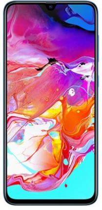 Смартфон Samsung Galaxy A70 (2019) 128Gb Blue