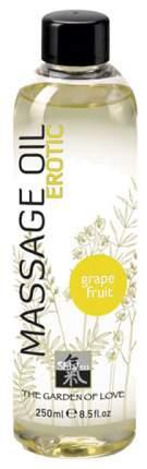 Массажное масло Shiatsu Грейпфрут 250 мл