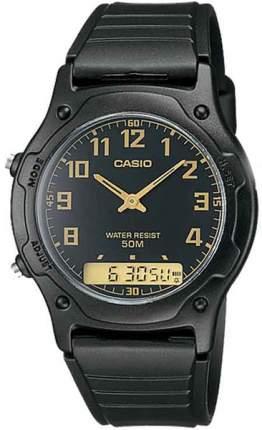 Наручные часы кварцевые мужские Casio Collection AW-49H-1B
