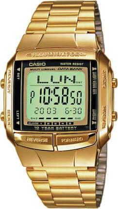 Наручные часы электронные мужские Casio Collection DB-360GN-9A