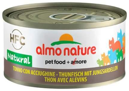 Консервы для кошек Almo Nature Cat Legend NFC, рыба, 70г