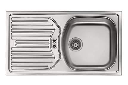 Мойка для кухни из нержавеющей стали Franke Eurostar ETN 614 1010060164 серебристый