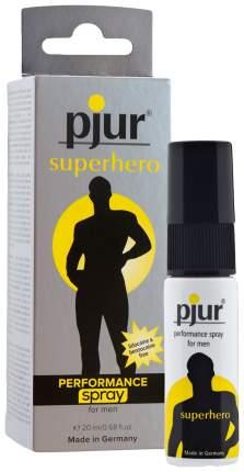 Пролонгирующий спрей Pjur Superhero Spray для мужчин 20 мл