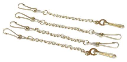 Набор металлических цепочек Ferplast для подвешивания гамака, труб для грызунов, 2шт