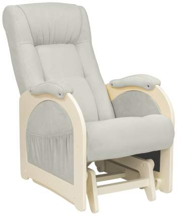 Кресло Для Гостиной Milli 98Х60Х93 См, Бежевый/Серый