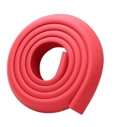 Защитная лента на углы Happy Mom 2 м Г-12 мм красный