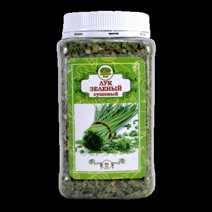 Лук зеленый Organic Food сушеный 50 г