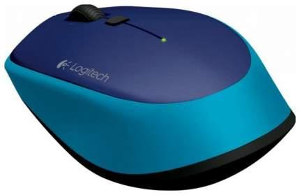 Беспроводная мышь Logitech M335 Blue (910-004546)