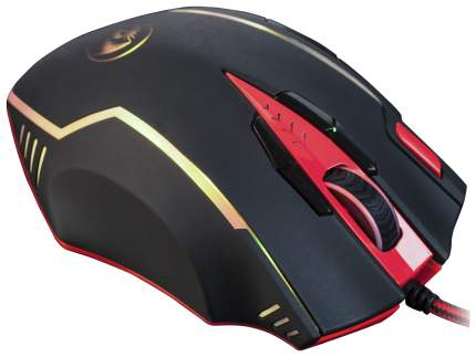 Проводная мышка Defender Redragon Samsara Red/Black (70245)
