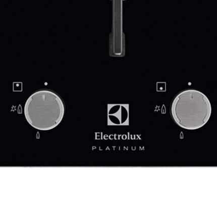 Встраиваемая варочная панель газовая Electrolux EGC93322NK Black