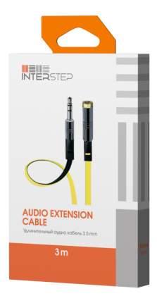 Кабель аналоговый аудио interstep IS-DC-BW35JMFYE-000B203