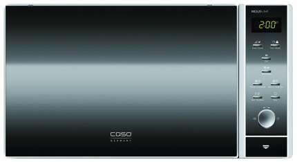 Микроволновая печь с грилем и конвекцией CASO MCG 25 Ceramic Chef silver/black