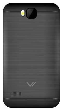 Смартфон Vertex Impress Fun 4Gb Black