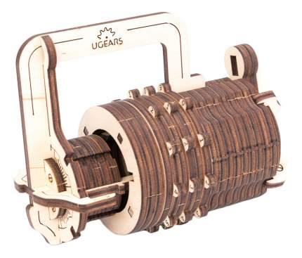 Конструктор 3d-пазл ugears - замок