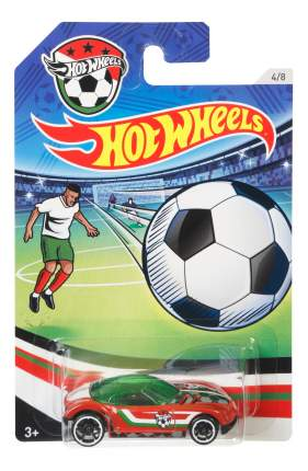 Машинка Hot Wheels Кубок УЕФА DJL38 DJL40