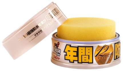 Покрытие для кузова защитное Soft99 Fusso 12 Months для светлых, 200 г
