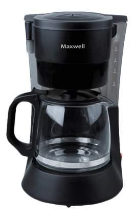 Кофеварка капельного типа Maxwell MW-1650 Black