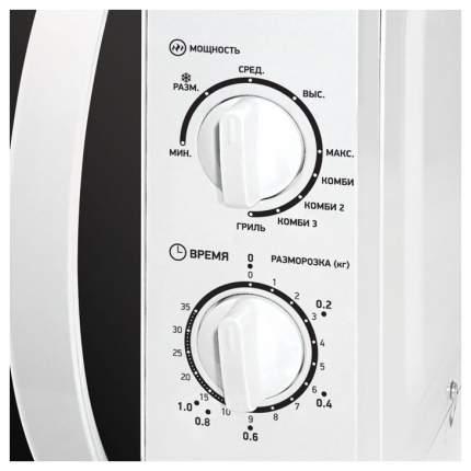 Микроволновая печь с грилем BBK 20MWG-738M white