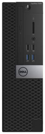 Системный блок Dell Optiplex 7040-0179 SFF Intel Core i7, 3400МГц, 8Гб RAM, 1000Гб, Win 10