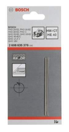 Нож для рубанка Bosch HW CT HE 40 82мм 2608635376