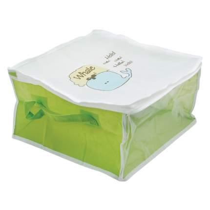 Кофр для хранения Hausmann BA209-3 35x35x20см зеленый