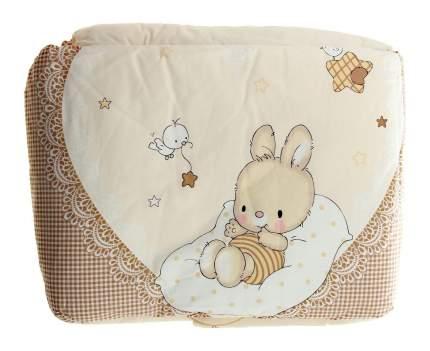 Комплект детского постельного белья Золотой Гусь Степашка бежевый