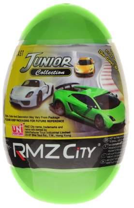 Коллекционная модель машины металлическая RMZ City 1:64 в яйце