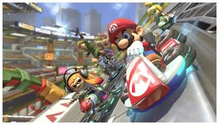 Игра Mario Kart 8 Deluxe для Nintendo Switch