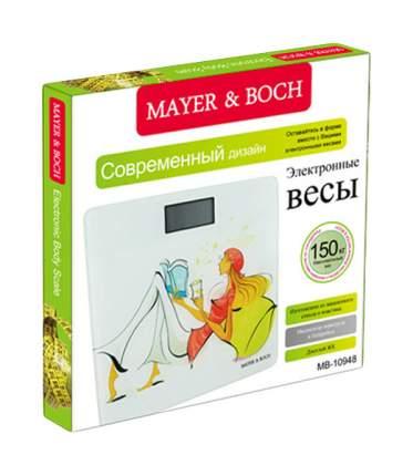 Весы напольные Mayer&Boch Modern MB-10948 Разноцветный