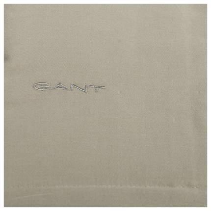 Наволочка Gant Home SATEEN 851005301/37/070070 Темно-серая
