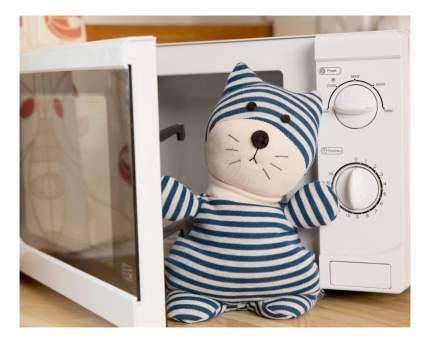 Мягкая игрушка-грелка Warmies Кот Куртис